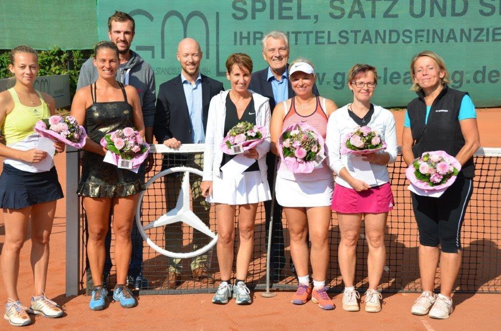 3. Mercedes Benz Damen Turnier